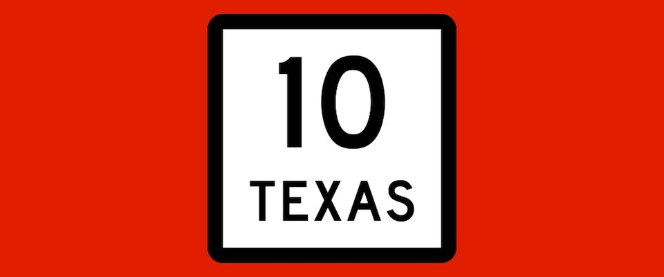 Big Broadcast: Ten For Texas