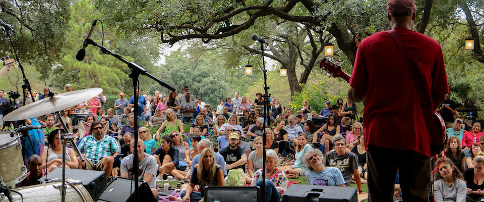 ACL Fest 2016: KUTX Live at Four Seasons