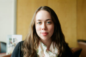 Sarah Jarosz, Americana, country and folk singer, songwriter and multi-instrumentalist, in London on 21st March, 2011. (Photo by Jon Lusk/Redferns)