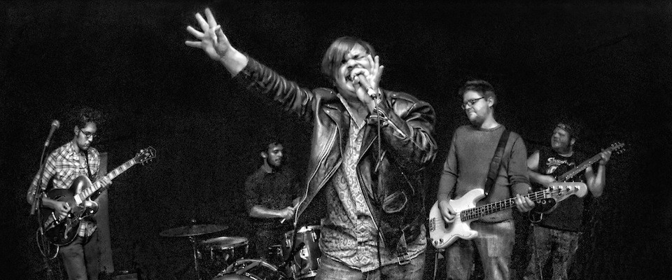 The Mole People Unleash the Psych Punk