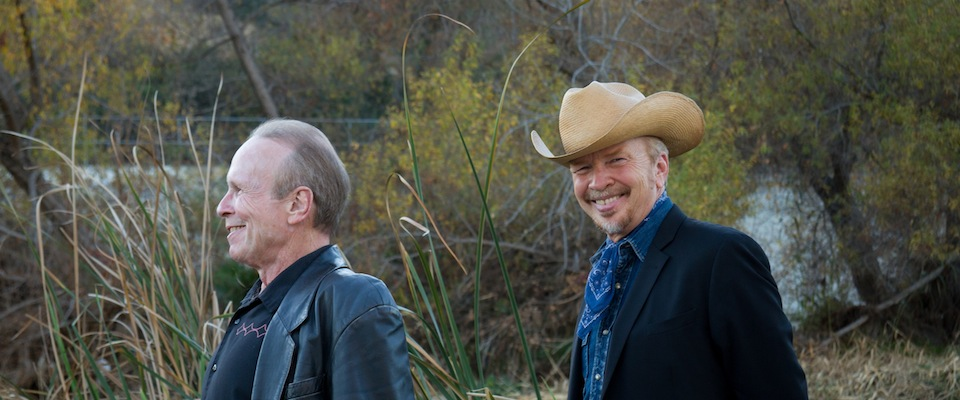 Phil and Dave Alvin @ KUTX 8.14.14