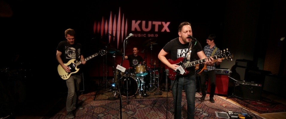 """Otis The Destroyer: """"Fight"""" (Live In Studio 1A)"""