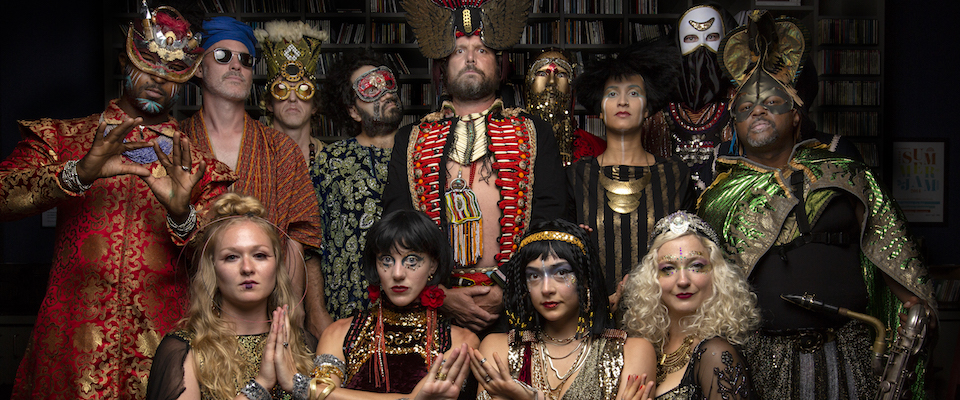 Golden Dawn Arkestra 7.24.18