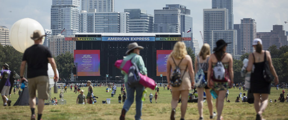 Experience ACL Fest 2019