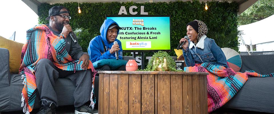 The Breaks Extra: Alesia Lani at the ACLfest Bonus Tracks Stage